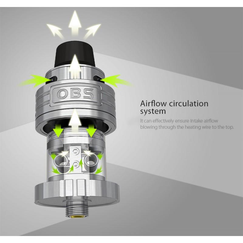 OBS Engine RTA Airflow
