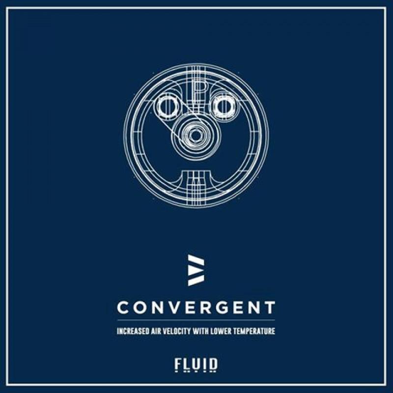 Fluid Mods Mechanics Convergent RDA Deckansicht