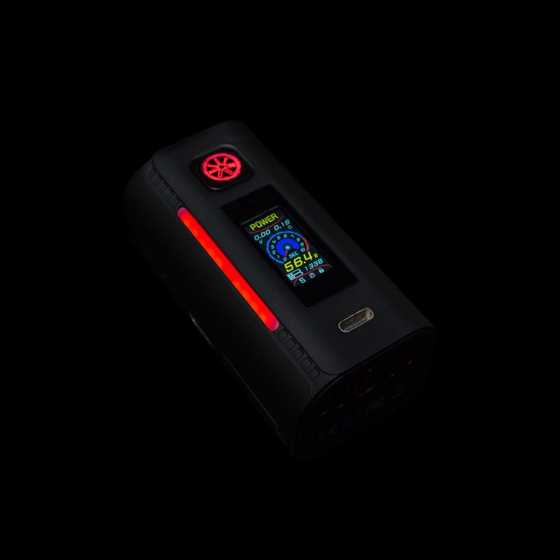 Asmodus Lustro 200W Beleuchtung