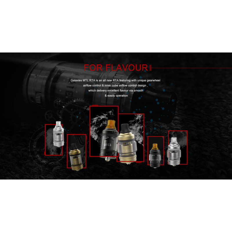 Vapefly Galaxies MTL RTA Intro