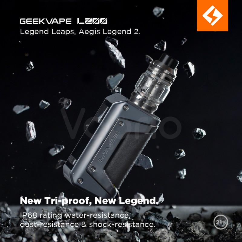 Geekvape Aegis Legend 2 Kit Schlagfest