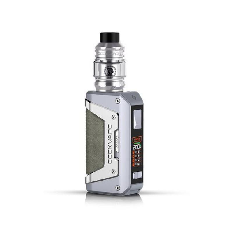 Geekvape Aegis Legend 2 Kit silver2