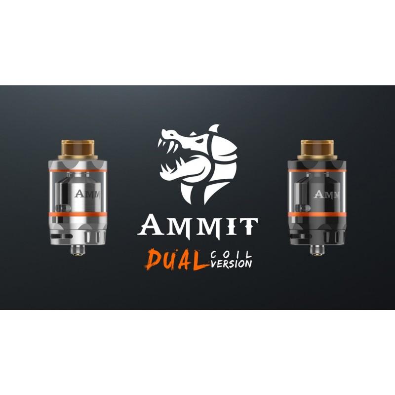 Geekvape Ammit Dual Coil Version