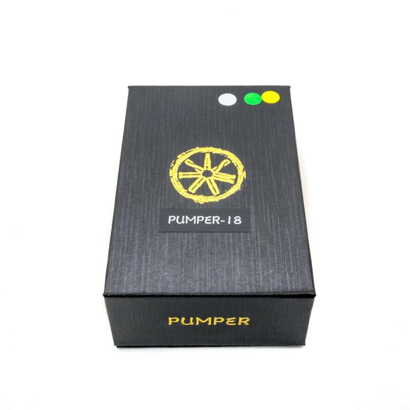 asMODus Pumper 18 Verpackung