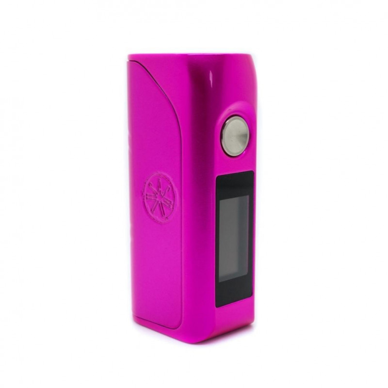 asMODus Colossal 80W Box Mod pink