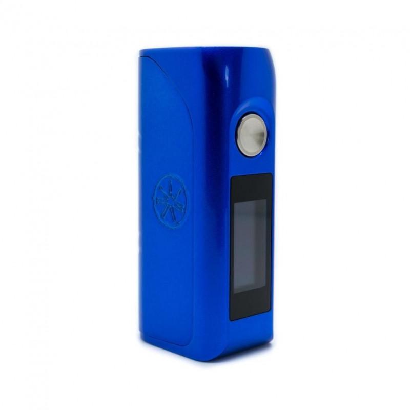 asMODus Colossal 80W Box Mod blue