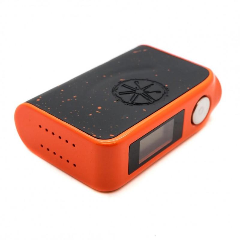 asMODus Minikin Reborn 168W orange/black seite