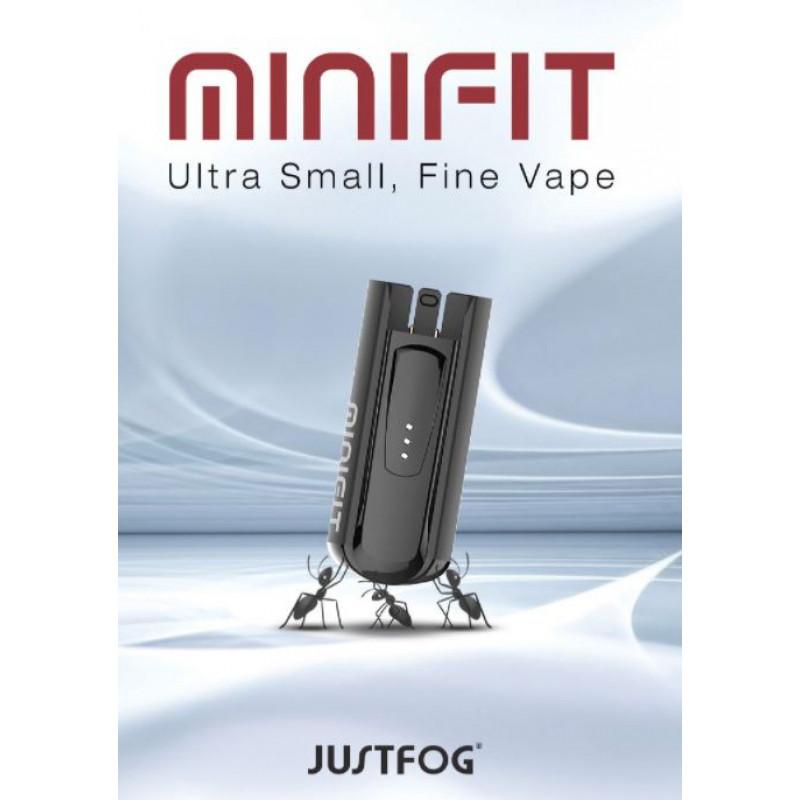 Justfog Minifit Battery Gesamtansicht