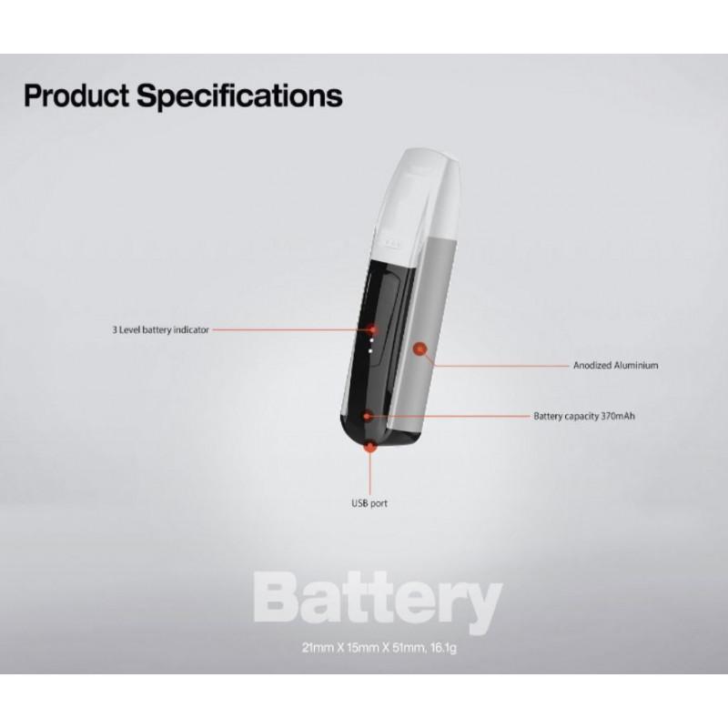 Justfog Minifit Battery Erklärung