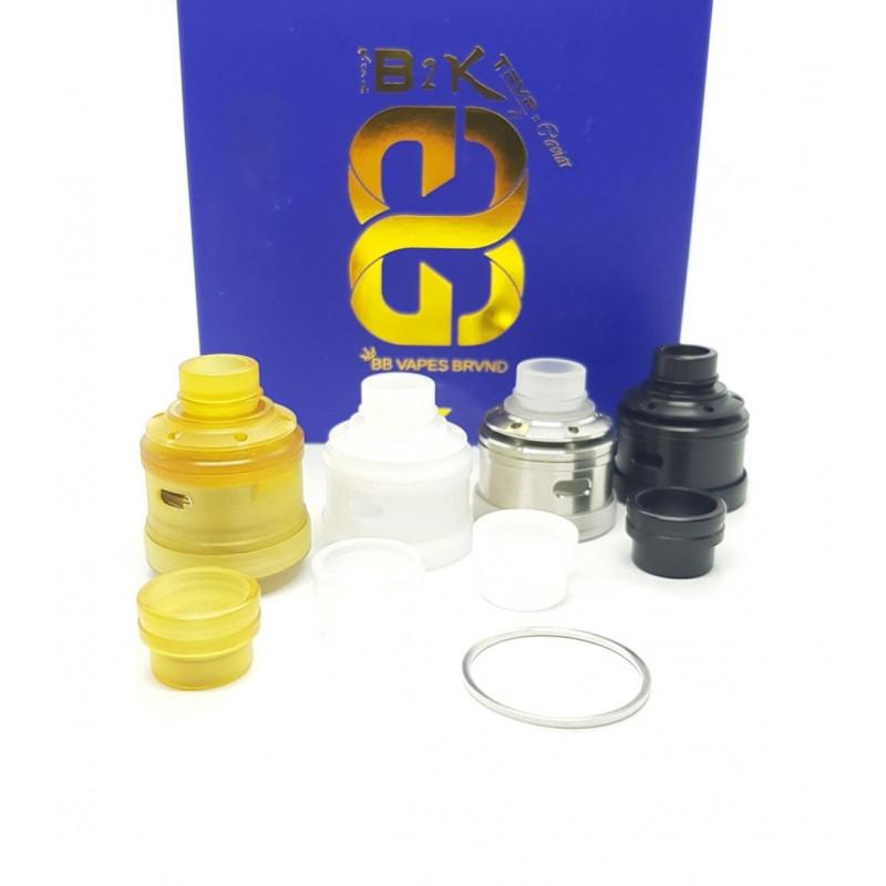 BB Vapes B2K RSA box