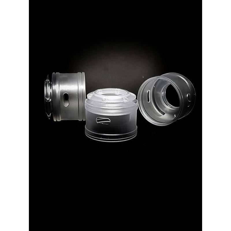 BB Vapes Colored Clear Cap für B2K RSA clear