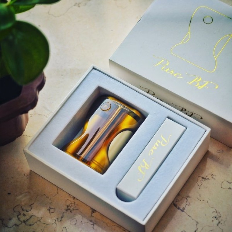 Fumytech Pure BF Ultem Limited Edition in Verpackung