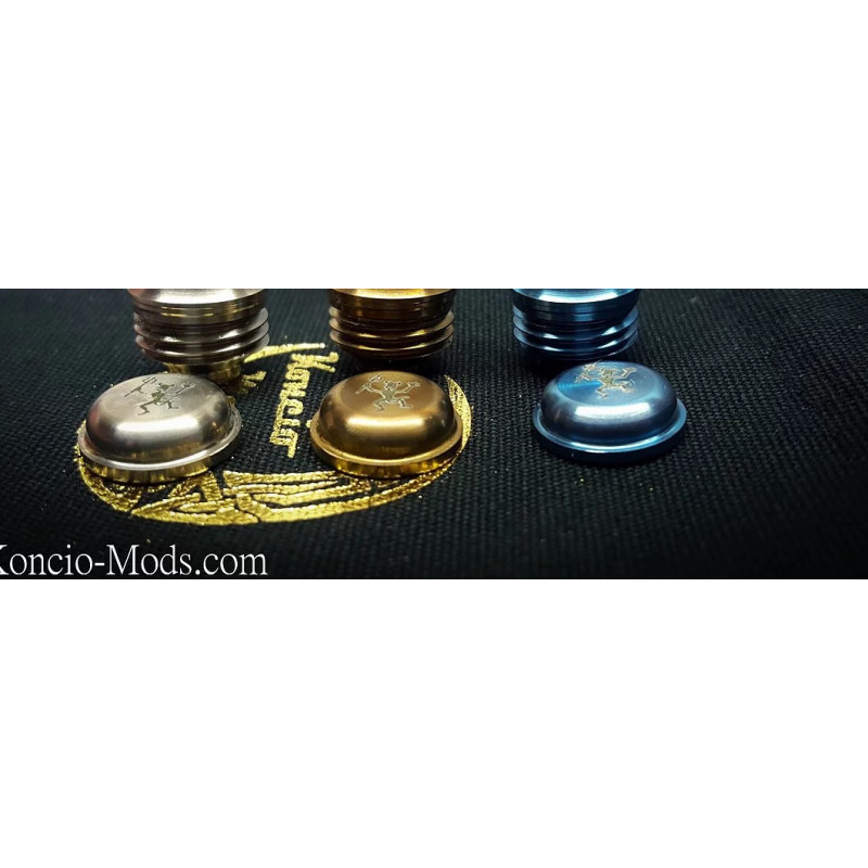 Koncio Mods Billet Box Button Titan Ansicht