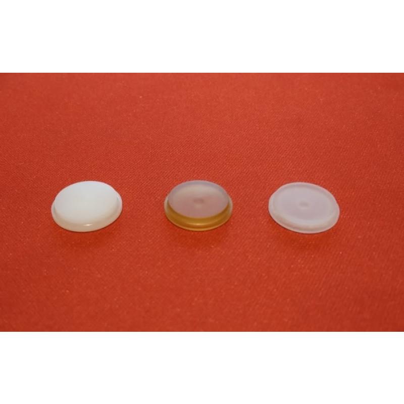 Koncio Mods Billet Box Button Delrin, Ultem und Acryl Ansicht