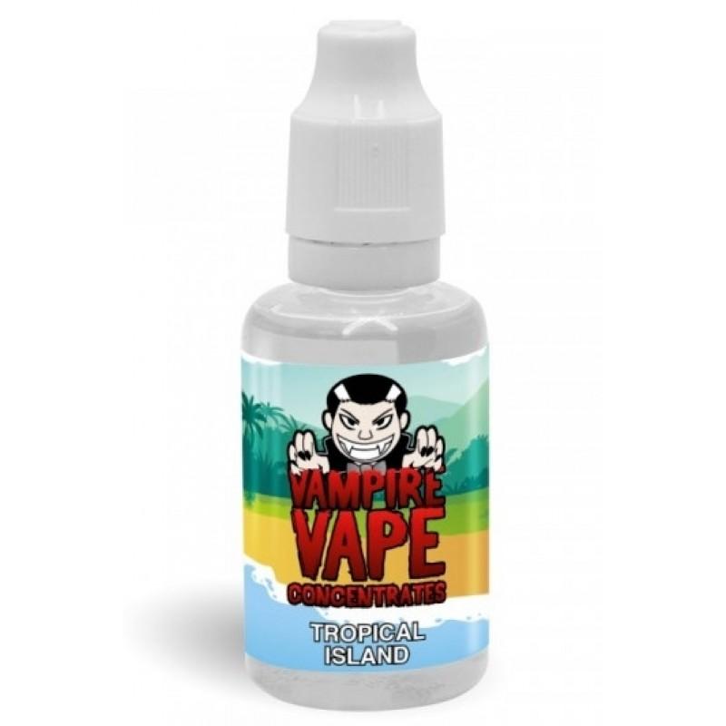 Vampire Vape Tropical Island Flasche