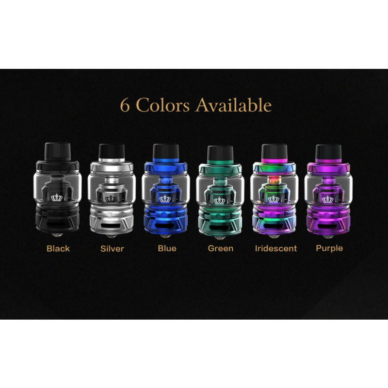 Uwell Crown 4 Farbauswahl