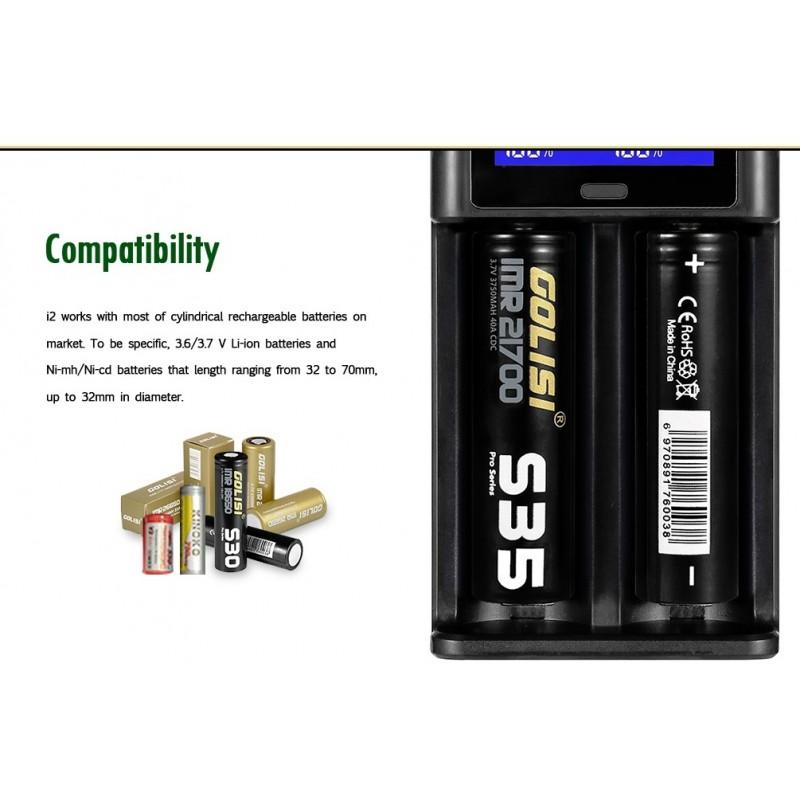 Golisi i2 Kompatibilität