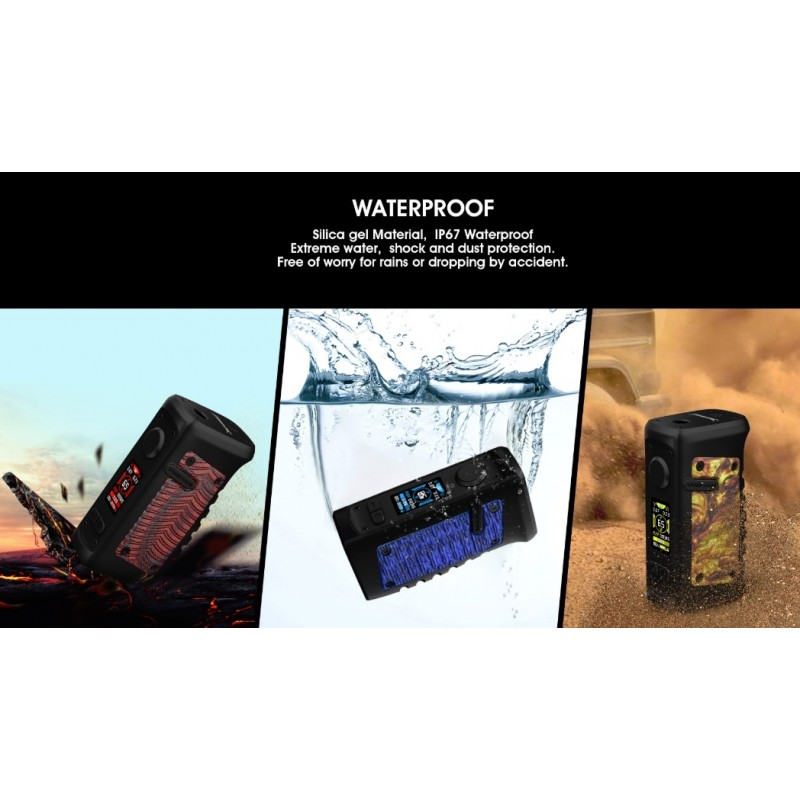 Vandy Vape Jackaroo Mod IP67 Standard