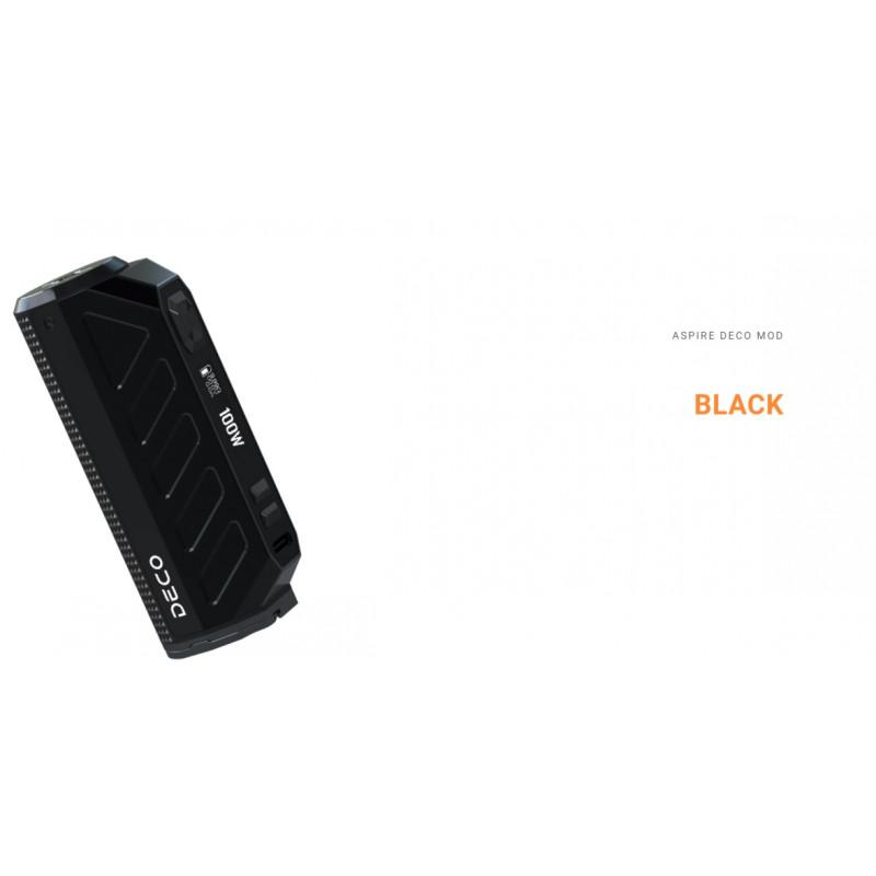 Aspire Deco Mod Ansicht Black