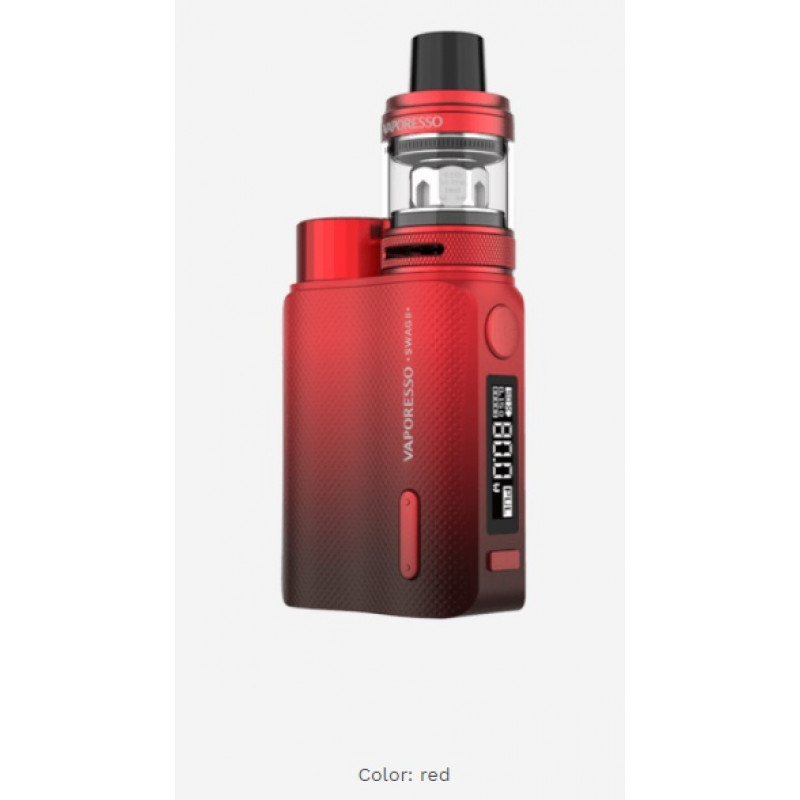 Vaporesso Swag 2 Kit red