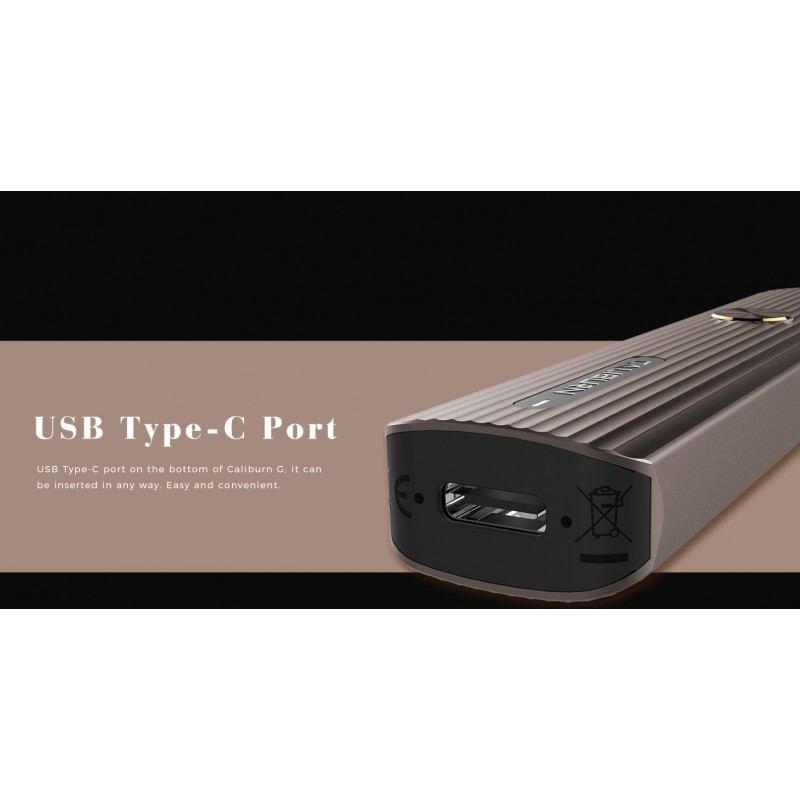 Uwell Caliburn G USB Type-C