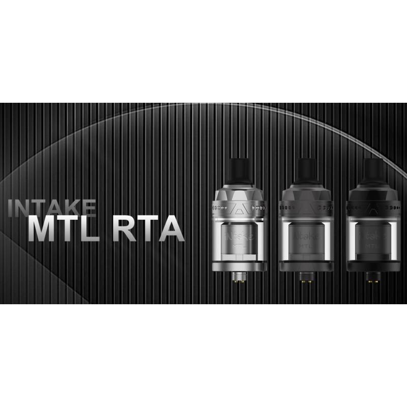 Augvape Intake MTL RTA Intro