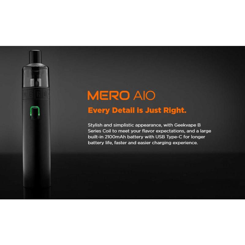 Geekvape Mero Kit Intro