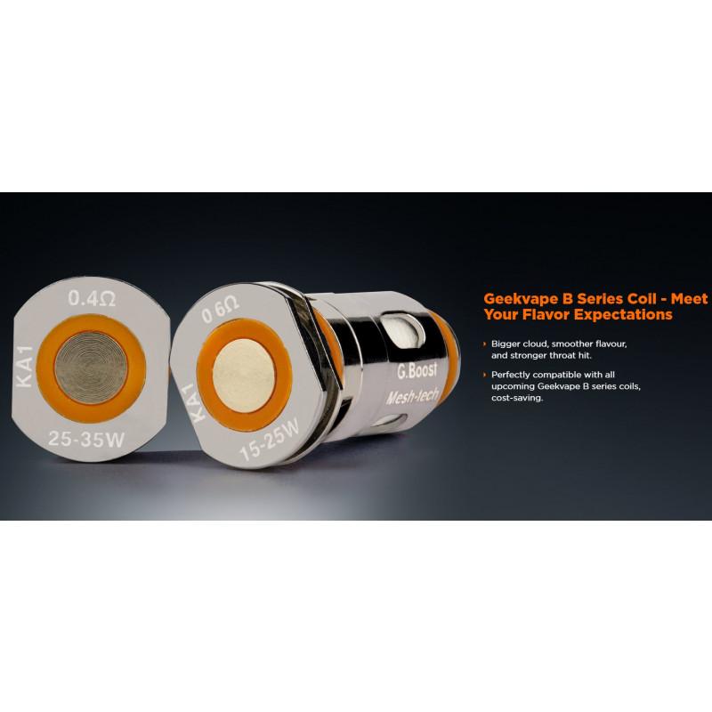 Geekvape Mero Kit Aegis Boost Coils