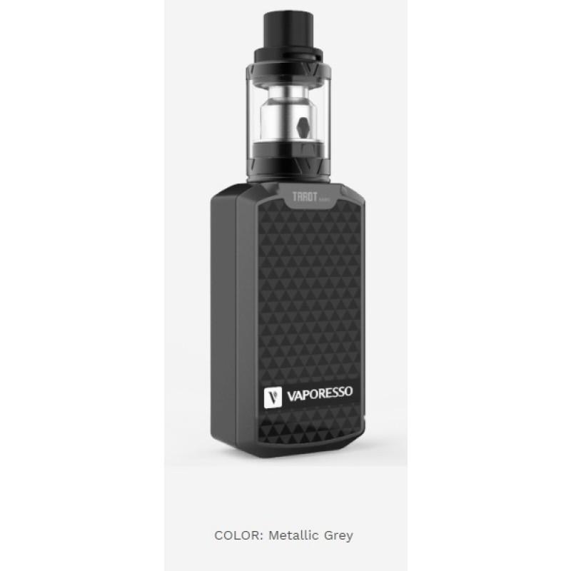 Vaporesso Tarot Nano Kit Metallic Grey