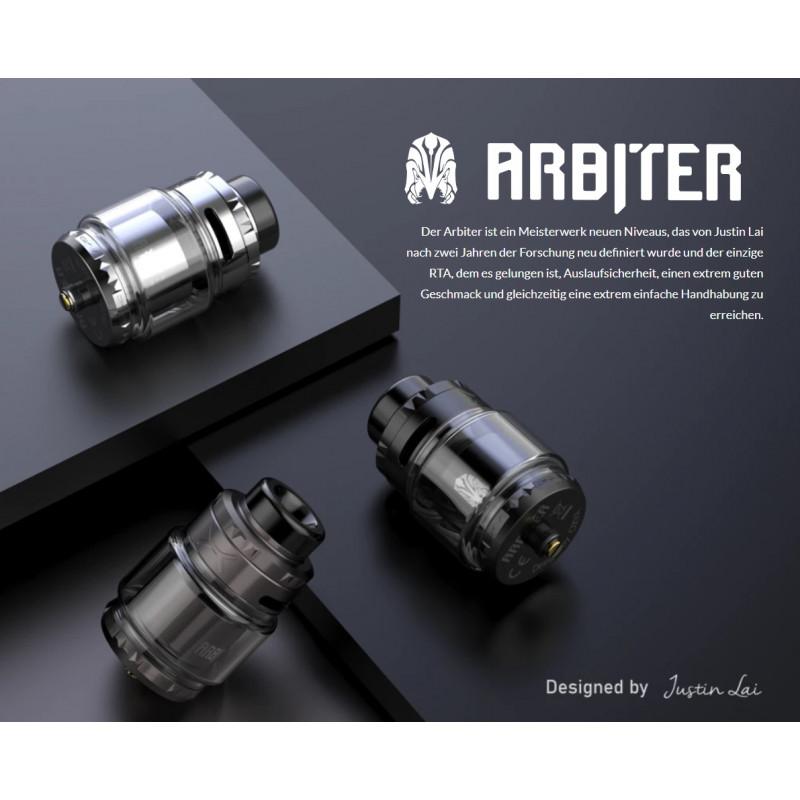 Oxva Arbiter RTA Intro