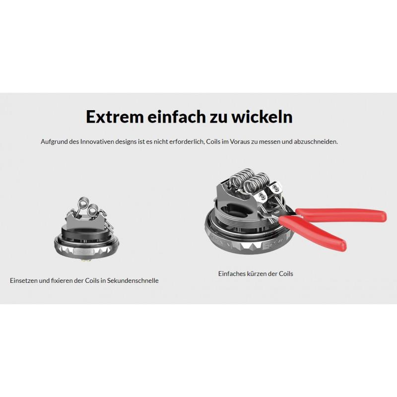 Oxva Arbiter RTA Wickeldeck