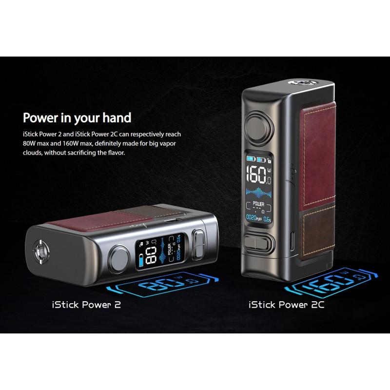 Eleaf iStick Power 2C 160W Mod maximale Leistung