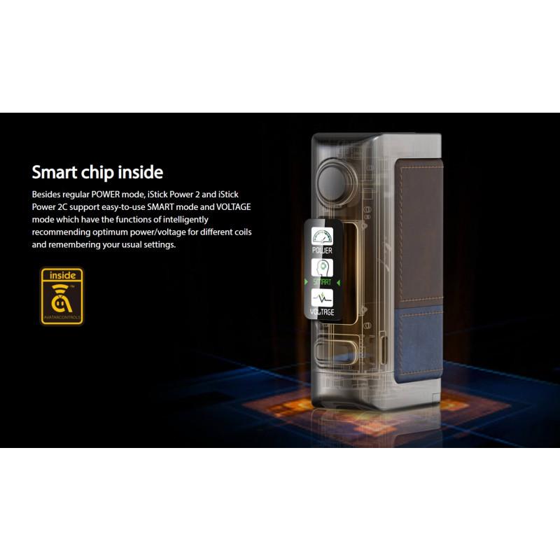 Eleaf iStick Power 2C 160W Mod smarter Chip