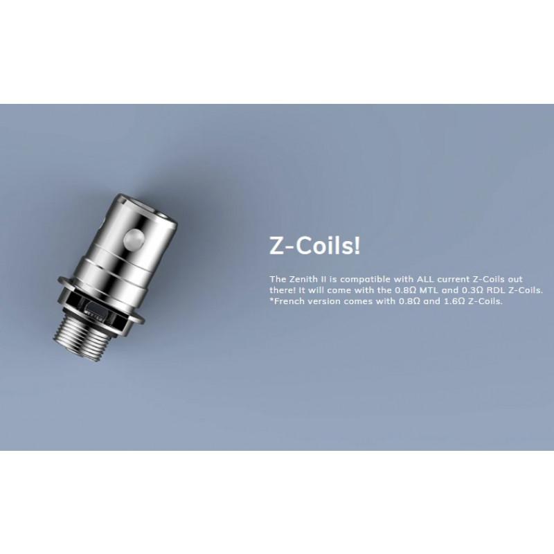 Innokin Zenith 2 neuer Z-Coil