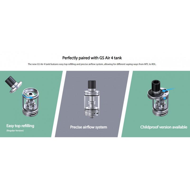 Eleaf Mini iStick 2 Kit Ansicht Top Filling