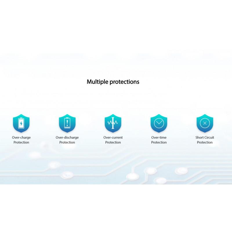 Eleaf Mini iStick 2 Kit Schutzfunktionen