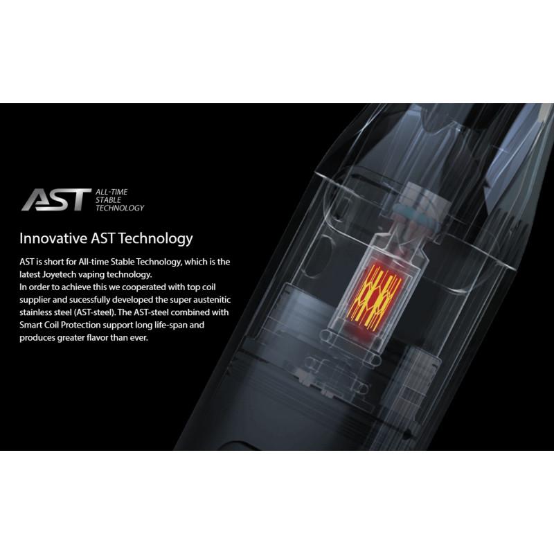 Joyetech Evio C AST Technologie erklärt