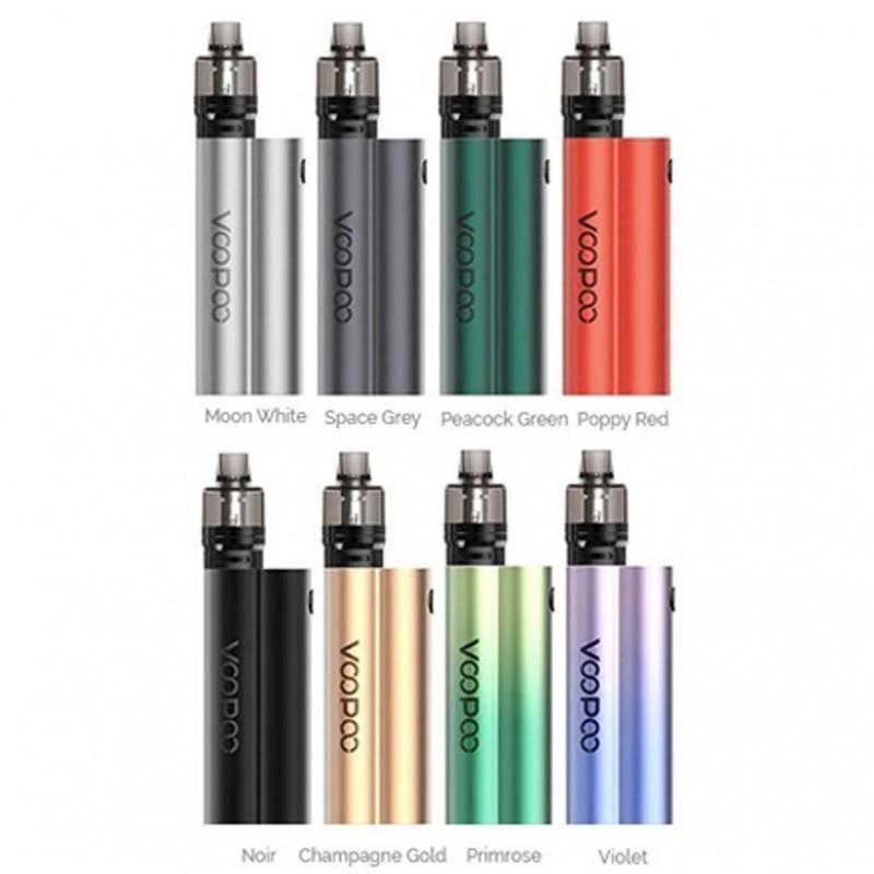 Voopoo Musket Kit Ansicht alle Farben