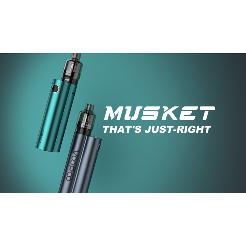 Voopoo Musket Kit Intro