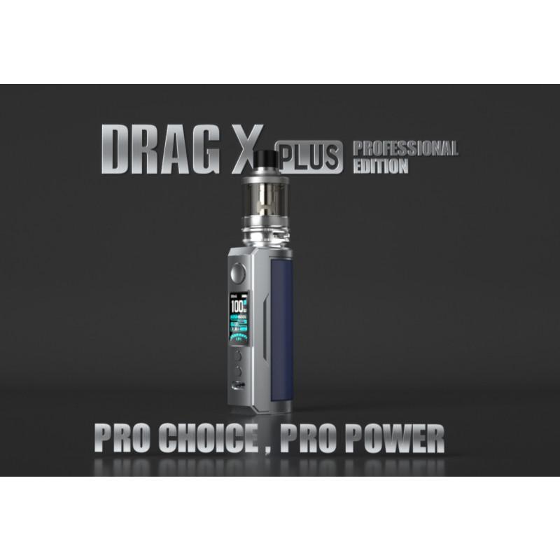 Voopoo Drag X Plus Professional Edition Kit Intro