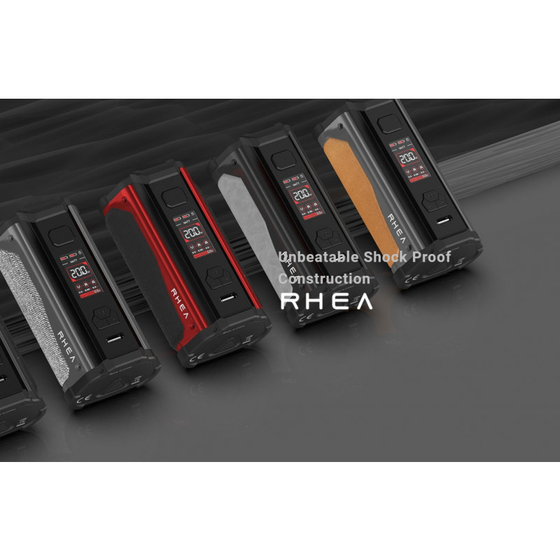 Aspire Rhea 200W Mod Intro