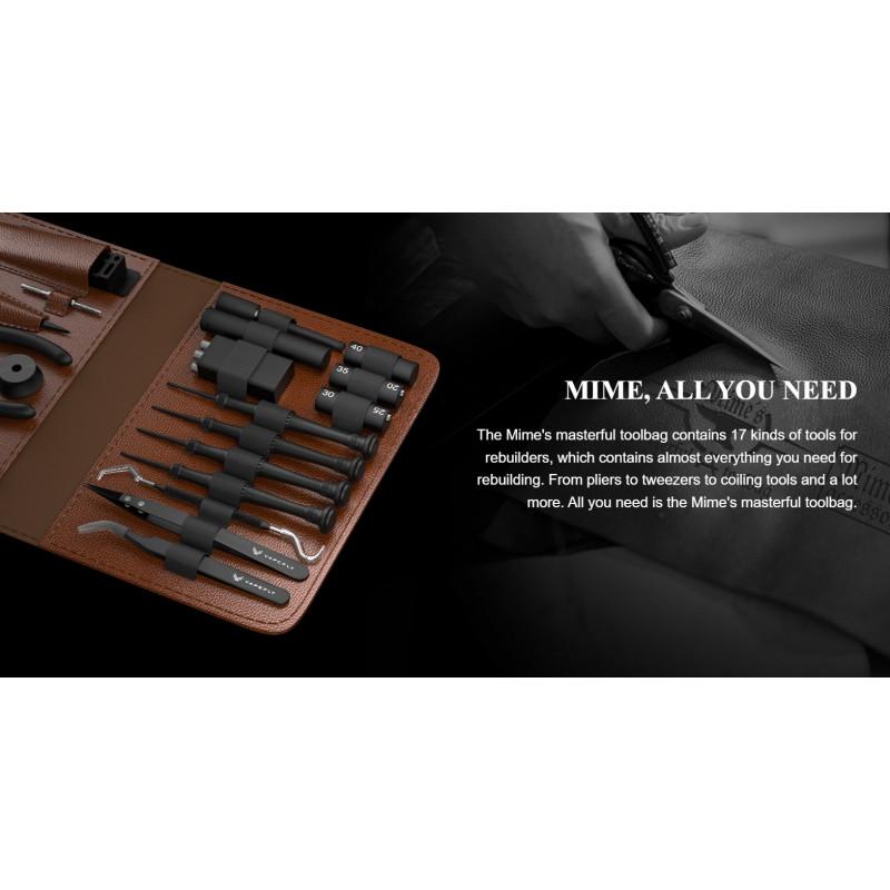 Vapefly Mime's Masterful Toolbag Ansicht Werkzeug in Tasche