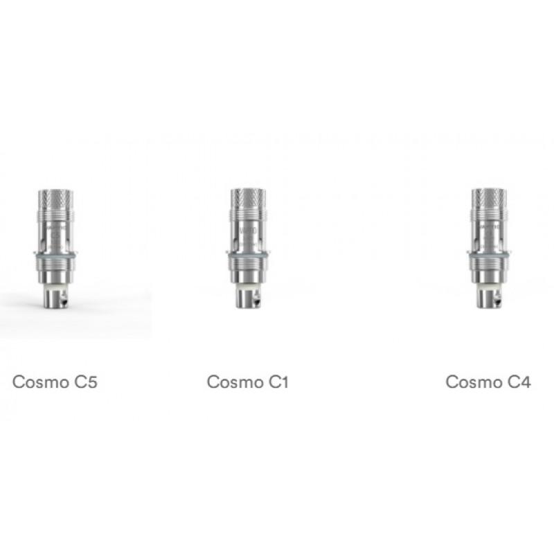 Vaptio Cosmo C Coils Ansicht
