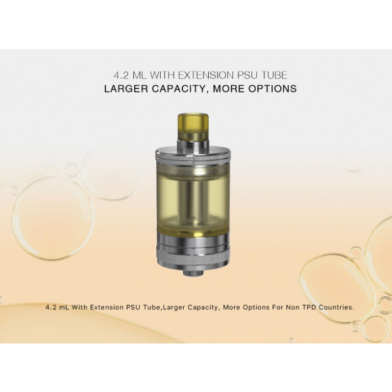 Aspire Nautilus GT mit optionalem PSU Tank