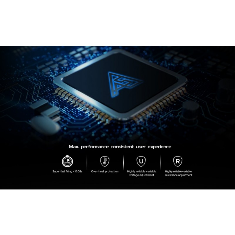 Geekvape Aegis Boost verbauter Chip