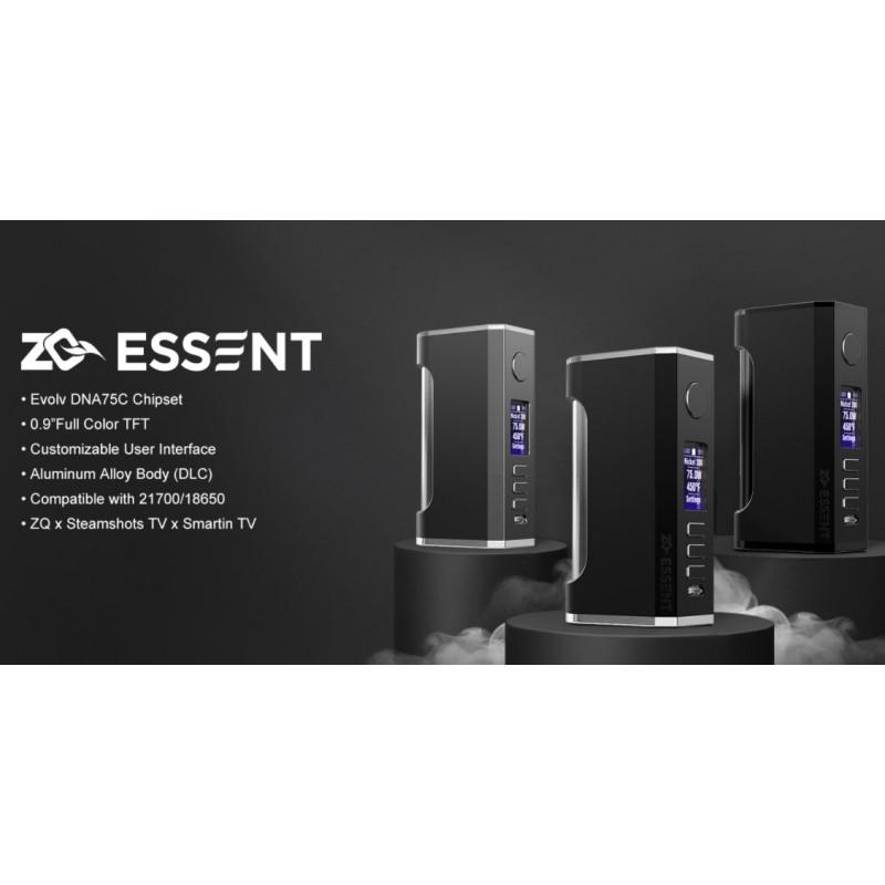 ZQ Essent DNA75C Einführung