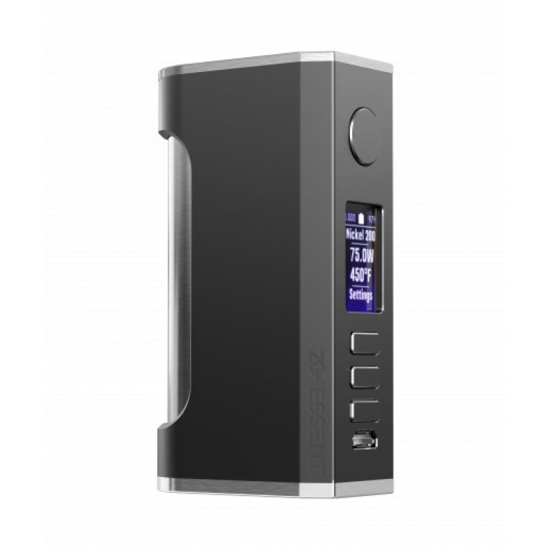 ZQ Essent DNA75C Ansicht Gunmetal
