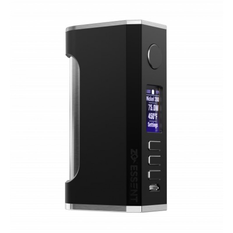 ZQ Essent DNA75C Ansicht Black
