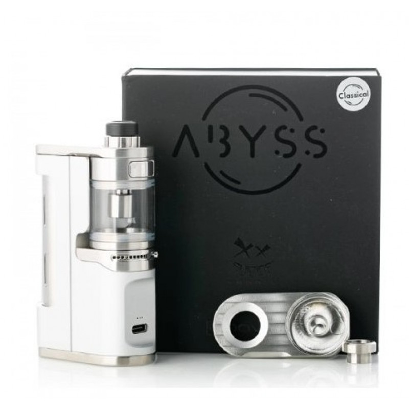 Suicide Mods x Dovpo Abyss AIO Ansicht Lieferumfang