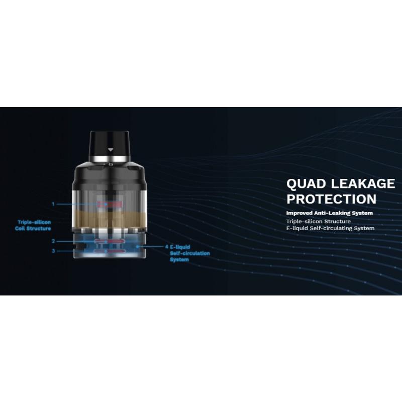 Vaporesso Swag PX80 Kit Auslaufschutz